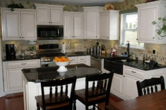 2-Kitchen-Cabinets-painted-eggshell-brownglaze-fenton-mo
