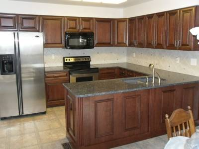 remodeling of kitchen