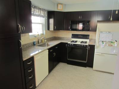 Another satisfied customer from Oakville, MO with refaced kitchen cabinets