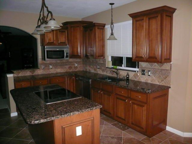 We Also Offer Countertops, Crown Molding, Lighting & More!