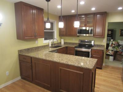 An Amazing Kitchen Transformation in Oakville, MO