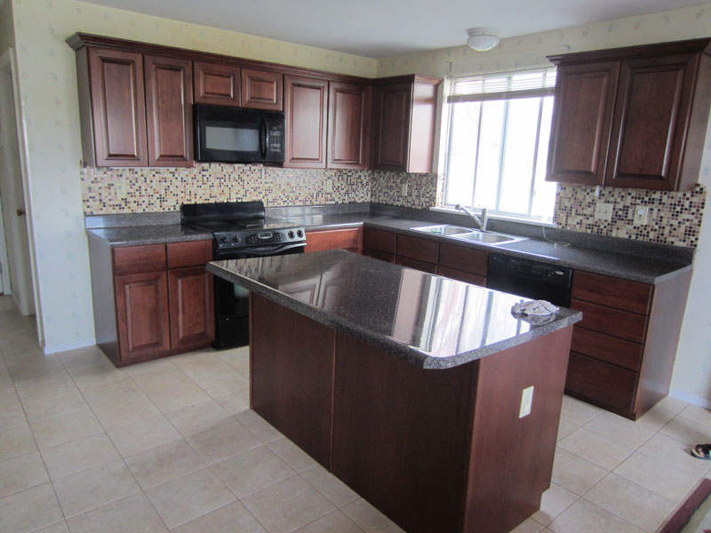 Special Offer With Any Kitchen Cabinet Refacing Project
