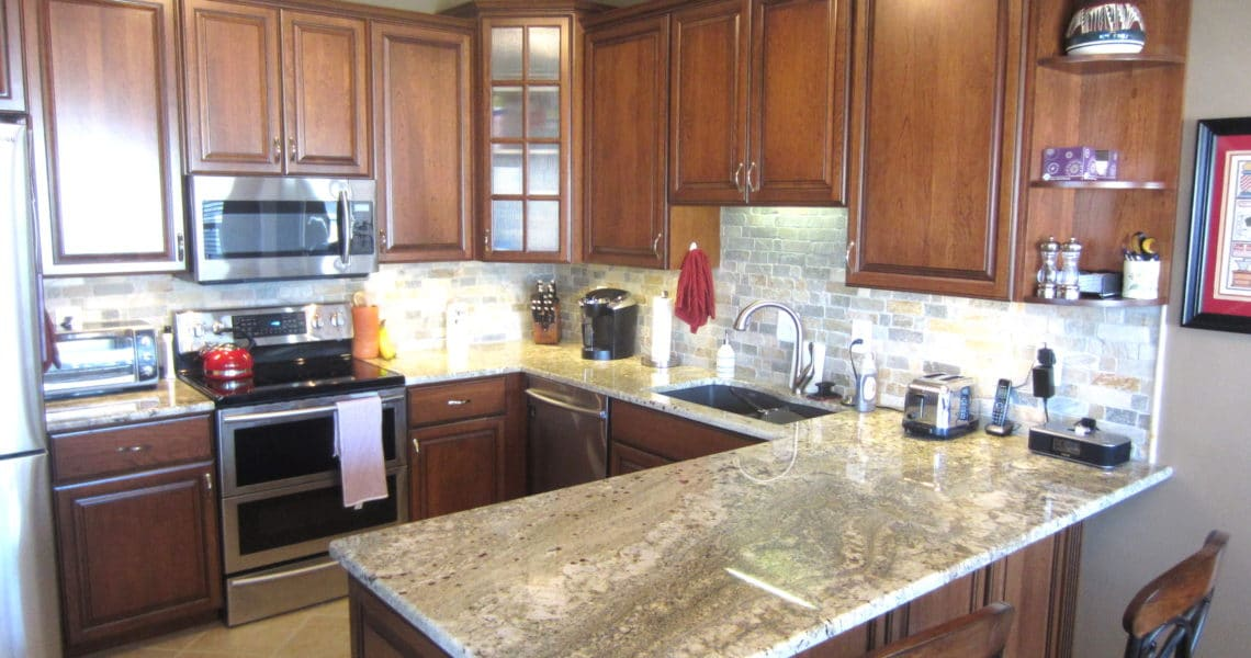 ... Kitchen Cabinet Glass Doors St Louis Refacing ...