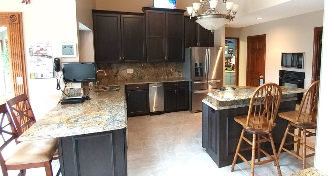 Kitchen Cabinet Refacing St Louis | Cabinet Coverup Re-facing Service
